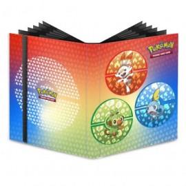 Pokémon Sword and Shield Galar Starters Pro-binder