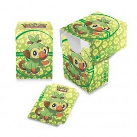 Pokémon Sword and Shield Grookey Full Deck box