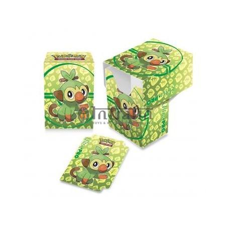 Pokémon Sword and Shield Grookey Full Deck box
