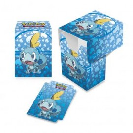 Pokémon Sword and Shield Sobble Full Deck box