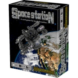 Space Station Boxed Card Game