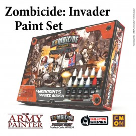 Warpaints Zombicide Invader Paint Set