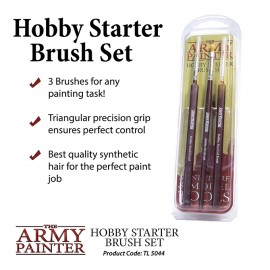 Hobby Starter Brush Set(2019)