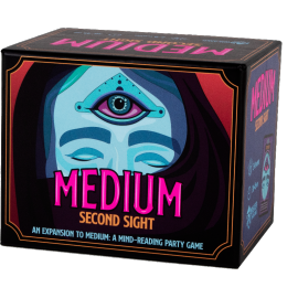 Medium: Second Sight - Board Game