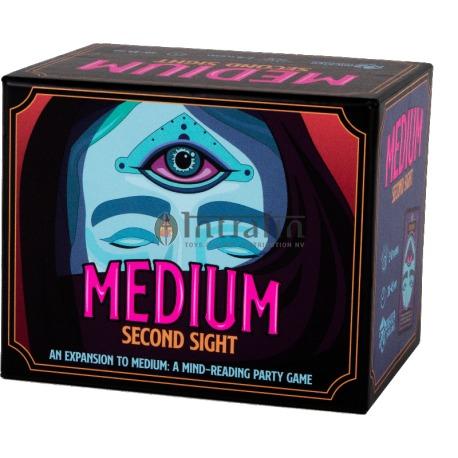 Medium: Second Sight - Board Game