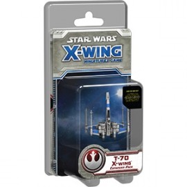 Star Wars X-Wing T-70 Expansion Pack