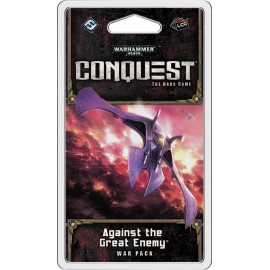 Warhammer 40K Conquest Against the Great Enemy War Pack