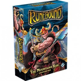 Runebound 3rd edition: The Mountains Rise Scenario Pack