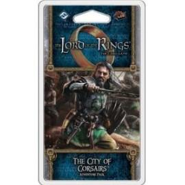 The Lord of the Rings LCG The City of Corsairs Adventure Pack