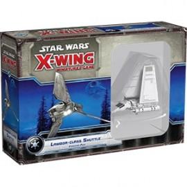 Star Wars X-Wing Lambda-Class Shuttle