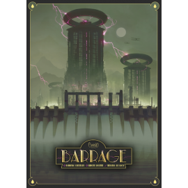 Barrage EN - Board Game