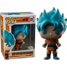 Animation 121 POP - Dragon Ball Z - Super Saiyan Goku Blue LIMITED
