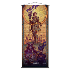 MTG Theros Wall Scroll V2