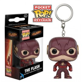 POP Keychain - DC - Television - The Flash