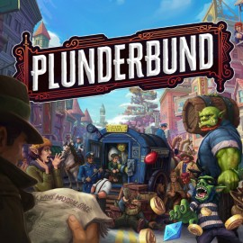 Plunderbund - Card Game