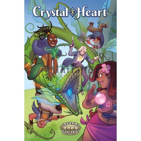 Crystal Heart - RPG