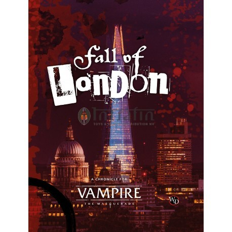 Vampire - The Masquerade - The Fall of London - RPG