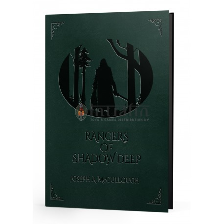 Rangers of Shadow Deep - Deluxe Retail Edition - RPG