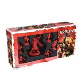 Godtear - Rangosh, Scourge of the Broken Plains - Miniature Game