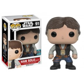 Star Wars 91 POP - Han Solo Ceremony EXC