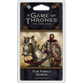 A Game of Thrones LCG 2nd Ed For Family Honor Chapter Pack