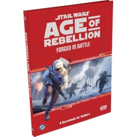 Star Wars Age of Rebellion Forged in Battle Soldiers Sourceb