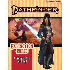 Pathfinder Adventure Path: Legacy of the Lost God (Extinction Curse 2 of 6) (P2)
