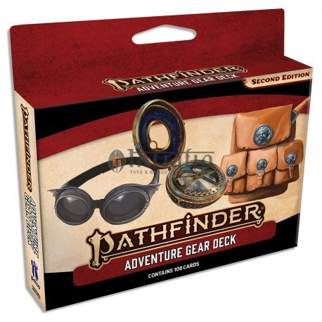 Pathfinder Adventure Gear Deck [P2]