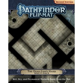Pathfinder Flip-Mat: The Dead God's Hand Multi-Pack (P2)