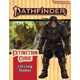 Pathfinder Adventure Path: Life's Long Shadows (Extinction Curse 3 of 6) (P2)