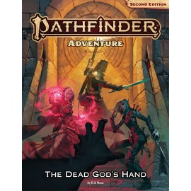 Pathfinder Adventure: The Dead God's Hand (P2)