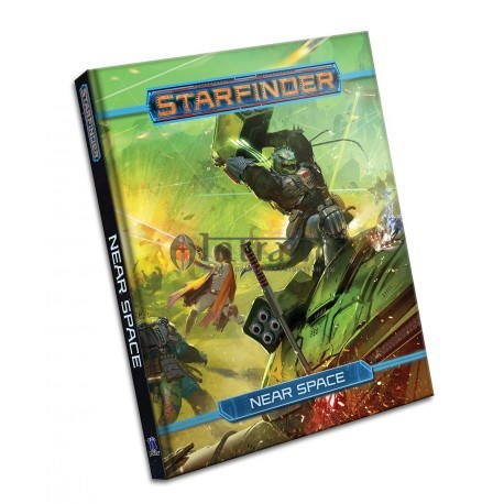 Starfinder RPG: Near Space