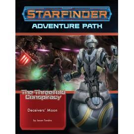 Starfinder Adventure Path: Deceivers' Moon (The Threefold Conspiracy 3 of 6)