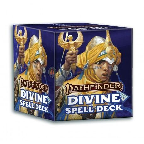 Pathfinder Spell Cards: Divine (P2)