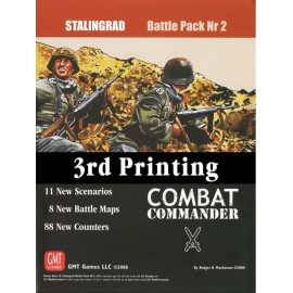 CC: Battle pack 2 Stalingrad wargame