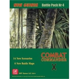 CC: Battle pack 4 New Guinea wargame