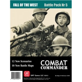 CC: Battle pack 5 Fall of the West wargame