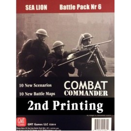 CC: Battle pack 6 Sealion wargame