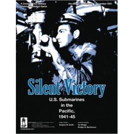 Silent Victory 2nd Printing - wargame
