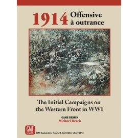 1914, Offensive à outrance - wargame