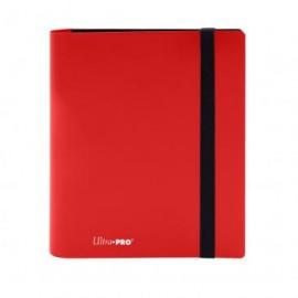 Eclipse Pro Binder 4-Pocket Apple Red