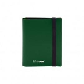 Eclipse Pro Binder 2-Pocket Forest Green