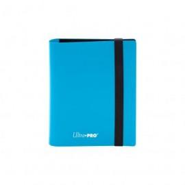 Eclipse Pro Binder 2-Pocket Sky Blue