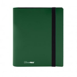 Eclipse Pro Binder 4-Pocket Forest Green