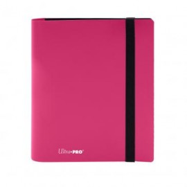 Eclipse Pro Binder 4-Pocket Hot Pink