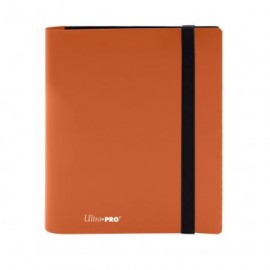 Eclipse Pro Binder 4-Pocket Pumpkin Orange