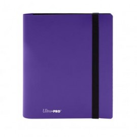 Eclipse Pro Binder 4-Pocket Royal Purple