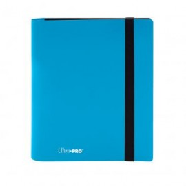 Eclipse Pro Binder 4-Pocket Sky Blue