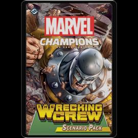 Marvel Champions: The Wrecking Crew - Scenario Pack