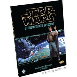Star Wars RPG: Starships and Speeders